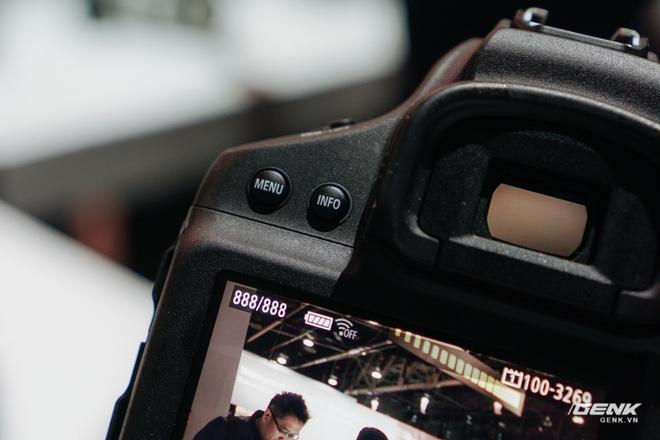 [CES 2020] Cận cảnh bộ đôi quái vật Canon EOS 1DX Mark III và EOS Ra - Ảnh 6.