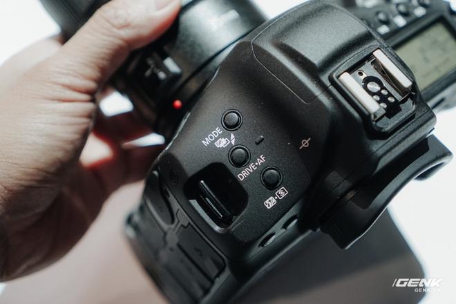 [CES 2020] Cận cảnh bộ đôi quái vật Canon EOS 1DX Mark III và EOS Ra - Ảnh 8.