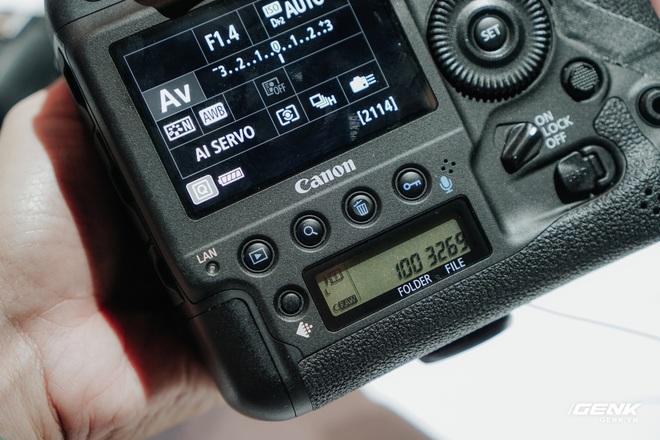 [CES 2020] Cận cảnh bộ đôi quái vật Canon EOS 1DX Mark III và EOS Ra - Ảnh 4.