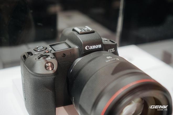 [CES 2020] Cận cảnh bộ đôi quái vật Canon EOS 1DX Mark III và EOS Ra - Ảnh 11.