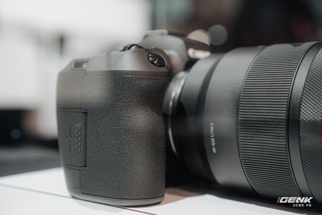 [CES 2020] Cận cảnh bộ đôi quái vật Canon EOS 1DX Mark III và EOS Ra - Ảnh 12.