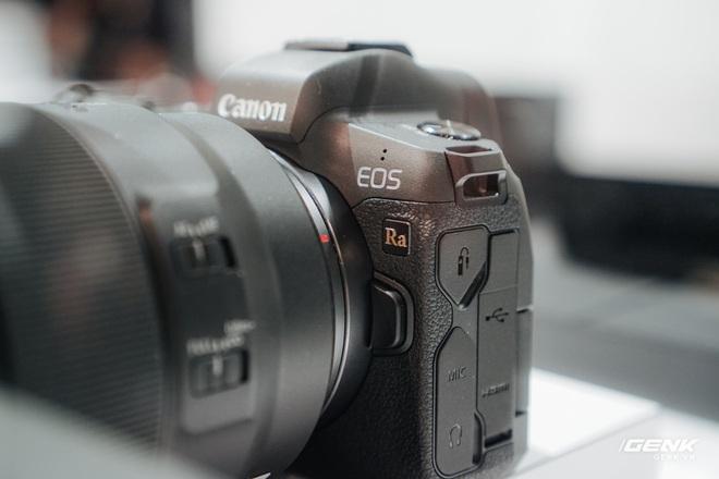 [CES 2020] Cận cảnh bộ đôi quái vật Canon EOS 1DX Mark III và EOS Ra - Ảnh 13.