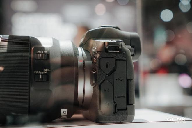 [CES 2020] Cận cảnh bộ đôi quái vật Canon EOS 1DX Mark III và EOS Ra - Ảnh 14.