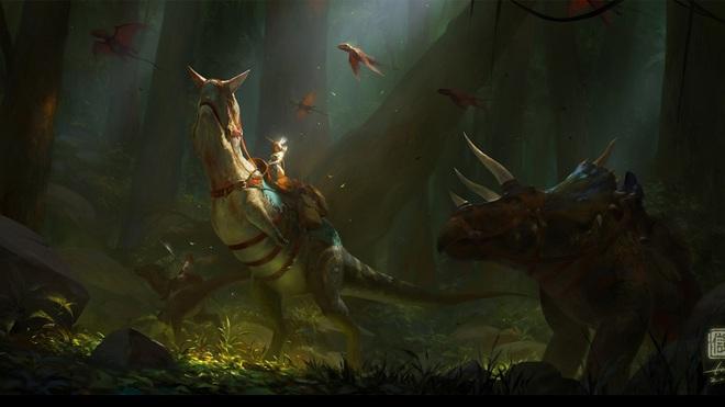 Sừng khủng long 33.500 năm tuổi khiến các nhà khoa học đặt câu hỏi: Phải chăng con người đã sống cùng thời với khủng long? - Ảnh 1.