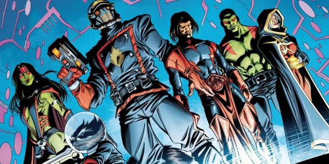 Đây là lý do tại sao Guardians of the Galaxy xứng danh Avengers của Vũ trụ - Ảnh 3.