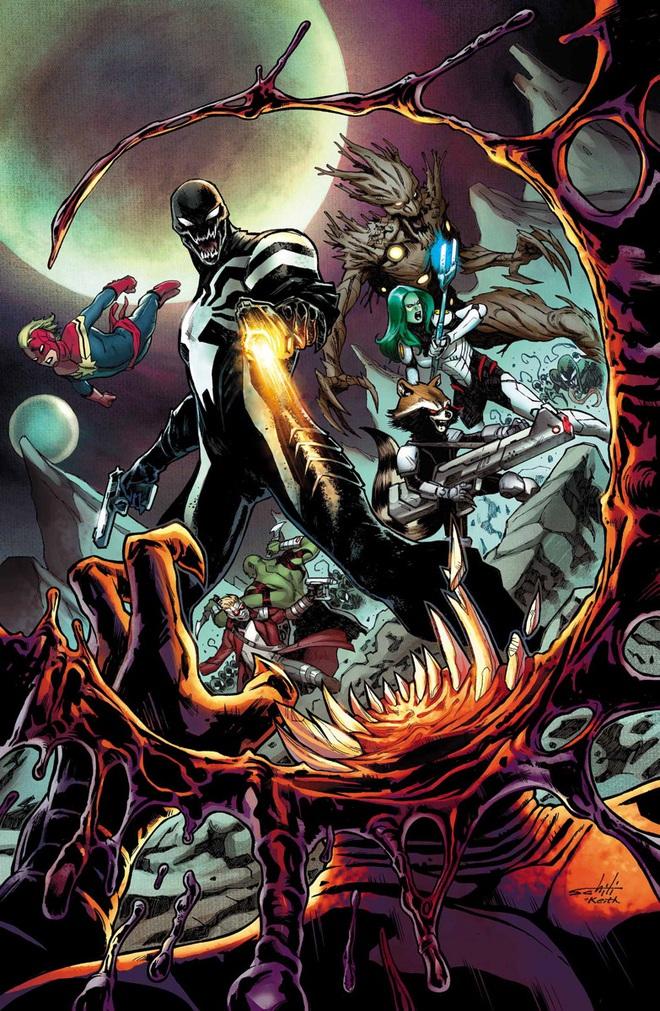 Đây là lý do tại sao Guardians of the Galaxy xứng danh Avengers của Vũ trụ - Ảnh 6.