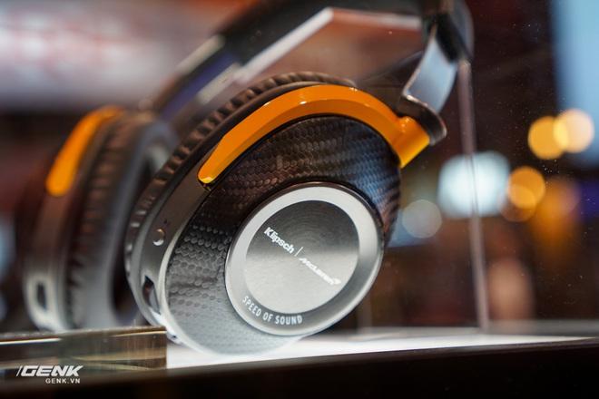 [CES 2020] Trên tay những cặp tai nghe hầm hố của Klipsch hợp tác với hãng xe McLaren - Ảnh 10.