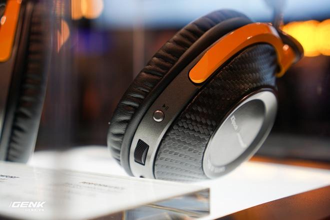 [CES 2020] Trên tay những cặp tai nghe hầm hố của Klipsch hợp tác với hãng xe McLaren - Ảnh 12.