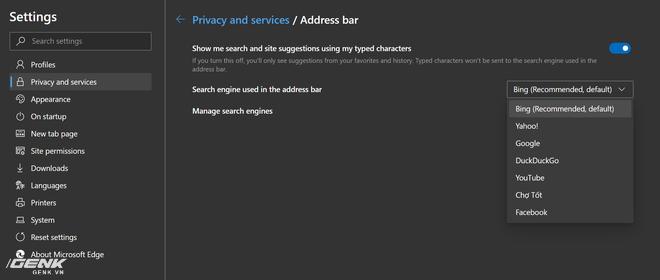 Trải nghiệm Microsoft Edge nhân Chromium: Sự thay thế hoàn hảo cho Google Chrome? - Ảnh 8.