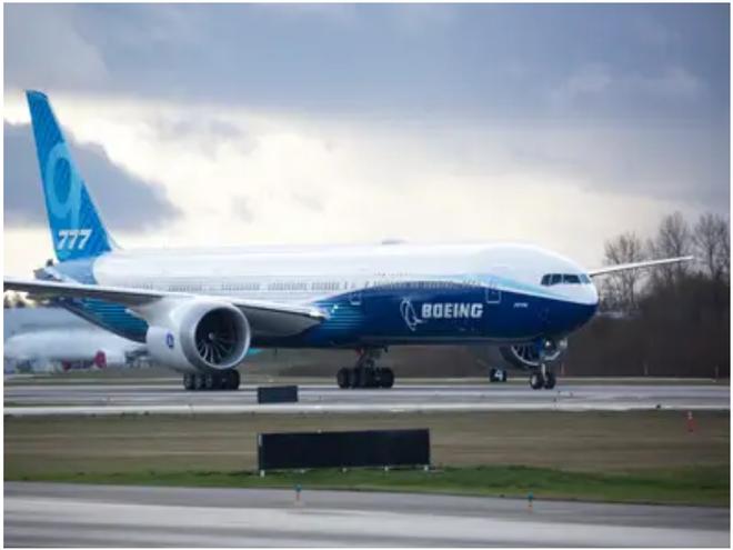 777X: flagship khổng lồ mới của Boeing vừa thực hiện thành công chuyến bay đầu tiên - Ảnh 16.