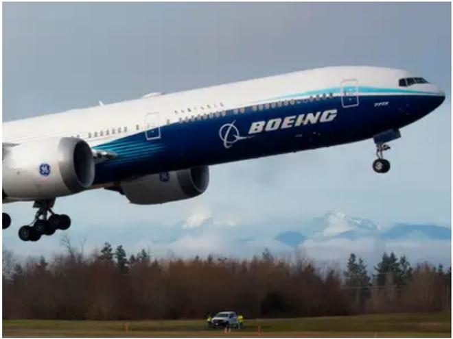 777X: flagship khổng lồ mới của Boeing vừa thực hiện thành công chuyến bay đầu tiên - Ảnh 21.