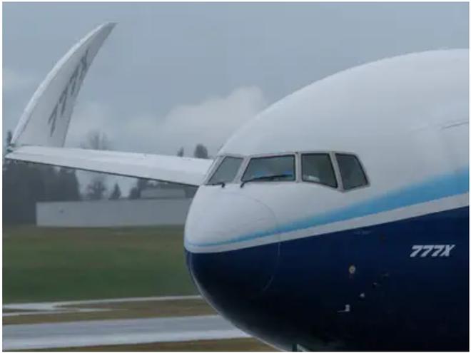777X: flagship khổng lồ mới của Boeing vừa thực hiện thành công chuyến bay đầu tiên - Ảnh 24.