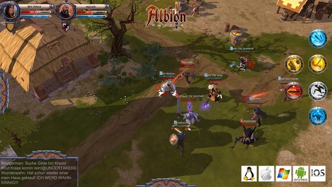 Cận cảnh Albion Online - Game đa nền hấp dẫn 3