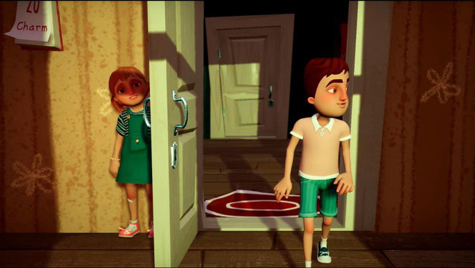 Hello Neighbor bất ngờ chuyển từ game kinh dị thành game cảm động rớt nước mắt - Ảnh 3.