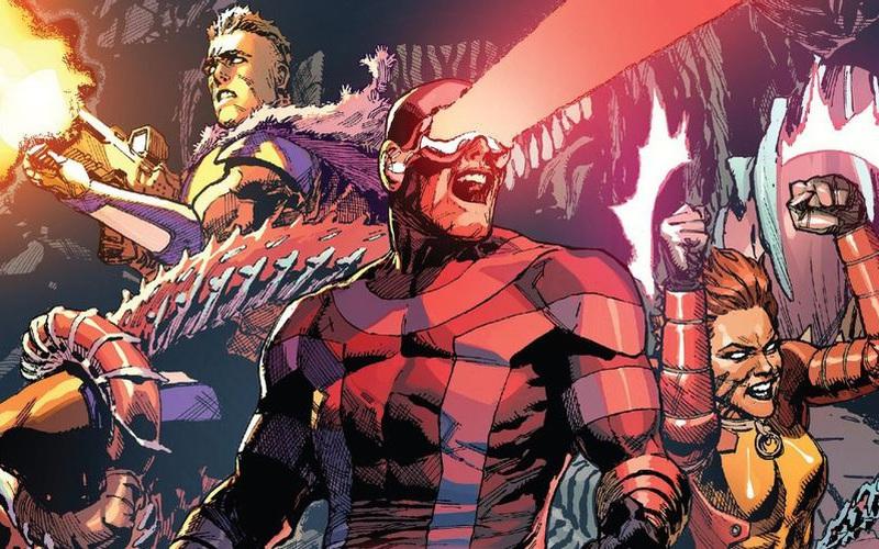 X-Men: Ai là dị nhân mạnh nhất trong những đứa con của Cyclops?