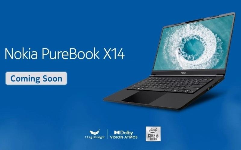 Đây là PureBook X14, mẫu laptop đầu tiên của Nokia