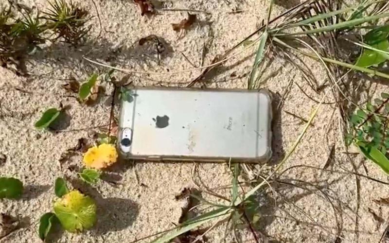 Rơi khỏi máy bay từ độ cao 600m, iPhone 6S vẫn sống sót gần như không một vết xước