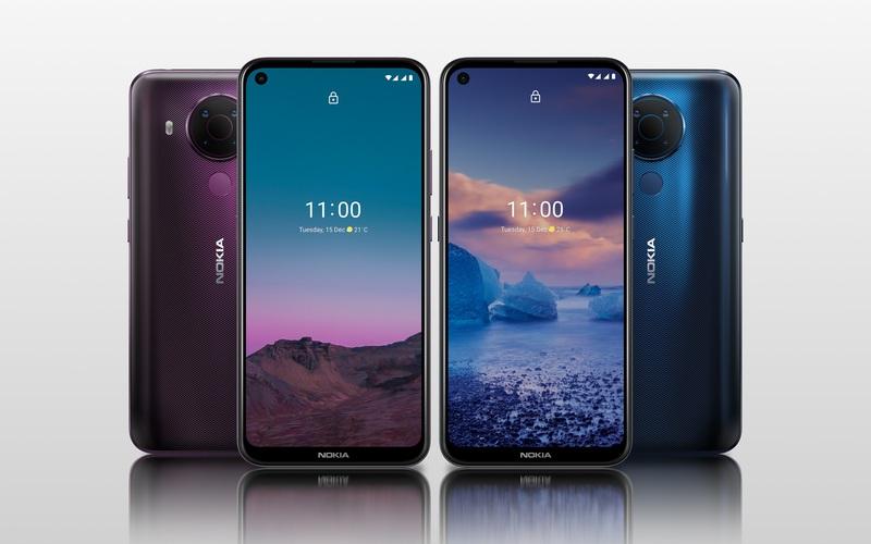 Nokia 5.4 ra mắt: Snapdragon 662, 4 camera sau 48MP, pin 4000mAh, giá từ 5.3 triệu đồng