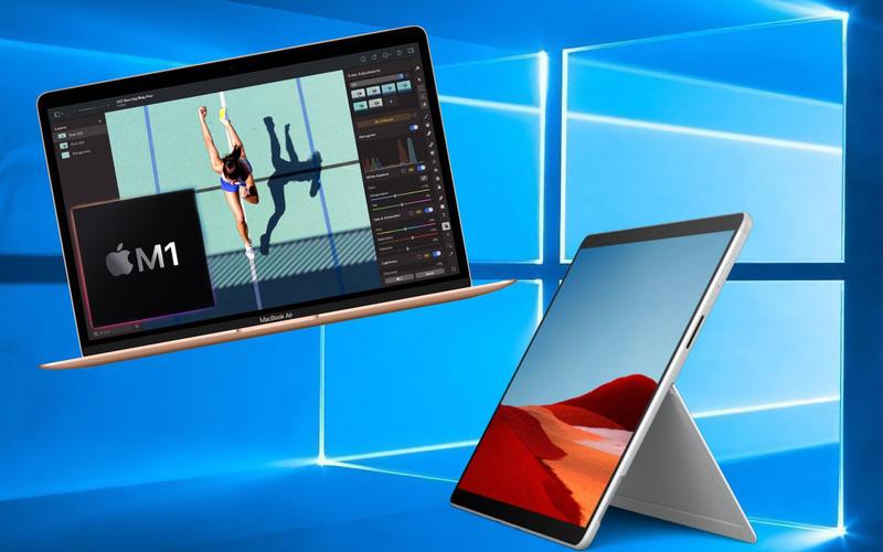 Chip Apple M1 chạy Windows tốt đến mức Qualcomm cũng phải khen ngợi