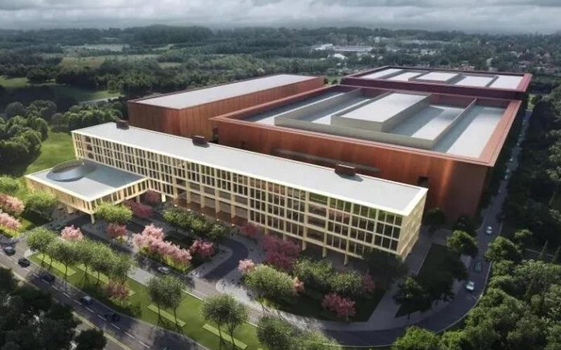 Nhà máy sản xuất chip đầu tiên của Huawei chính thức được khánh thành