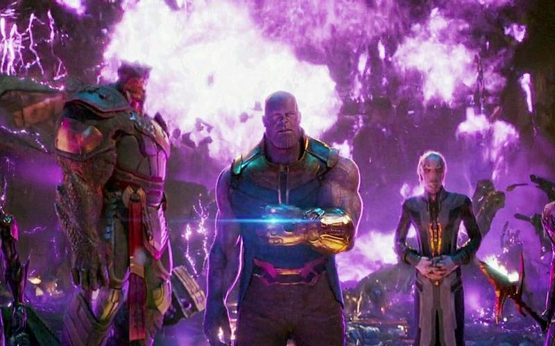 """Nếu Marvel Studios không """"bỏ quên"""" thành viên thứ 5 của Black Order, Thanos có lẽ đã đánh bại Avengers trong 1 nốt nhạc rồi"""