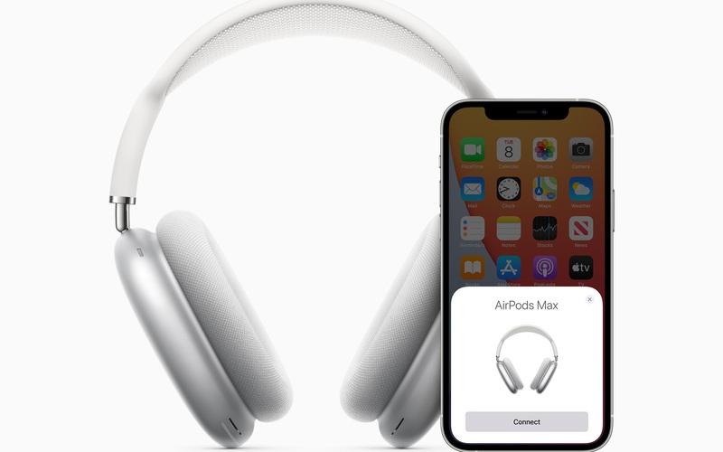 Apple ra mắt AirPods Max: Headphone trùm đầu, có núm xoay giống Apple Watch, giá 549 USD