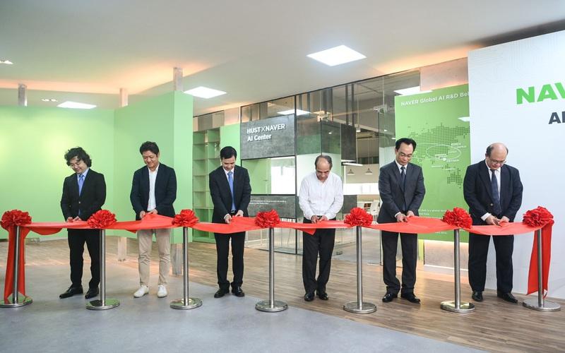 Sau 2 phòng nghiên cứu, Naver chính thức mở trung tâm công nghệ đầu não tại Việt Nam