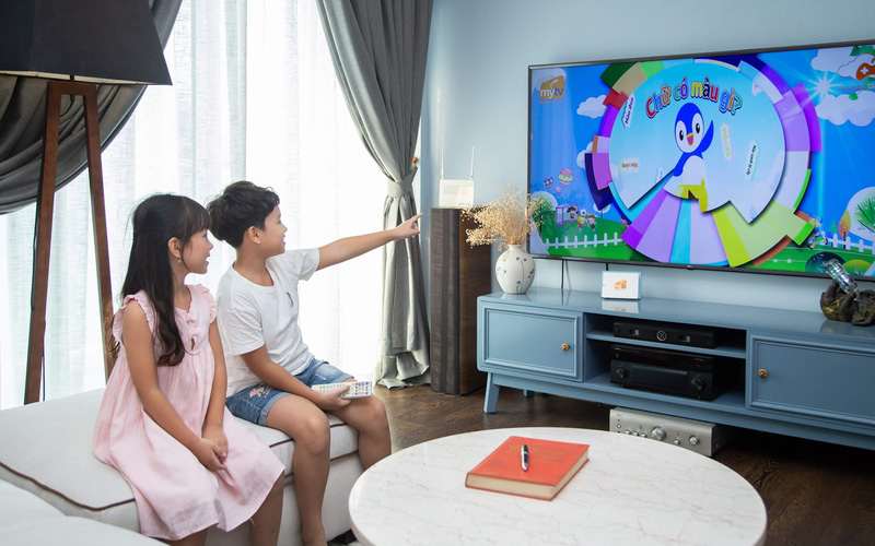 Giãn cách xã hội, người Việt khám phá niềm vui trong những hoạt động giải trí tại gia cùng truyền hình MyTV
