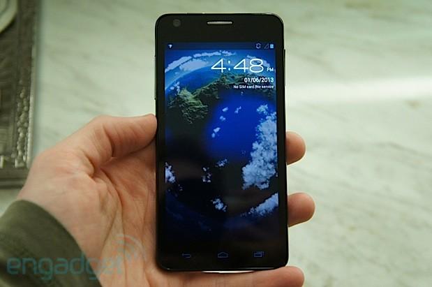 Alcatel One Touch Idol Ultra: Smartphone mỏng nhất thế giới được bán tại Việt Nam với giá 6,5 triệu đồng 1