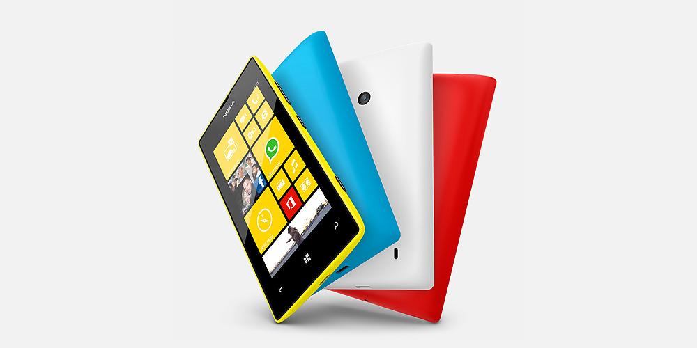 Lumia 520 sắp về Việt Nam, giá dưới 5 triệu 1