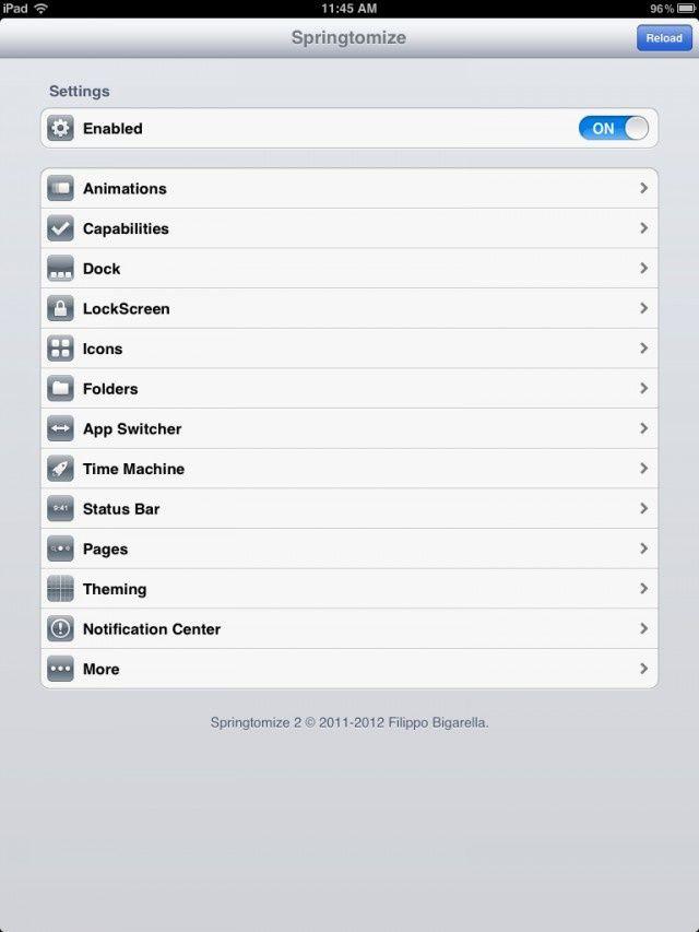 Những ứng dụng Cydia nên cài ngay sau lúc jailbreak iPhone, iPad 5