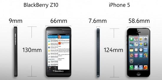 5 điểm yếu BlackBerry 10 cần khắc phục 1