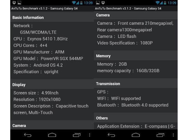 Lộ ảnh thiết kế Galaxy S IV? 7
