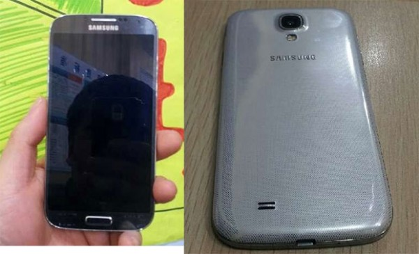 Lộ ảnh thiết kế Galaxy S IV? 1