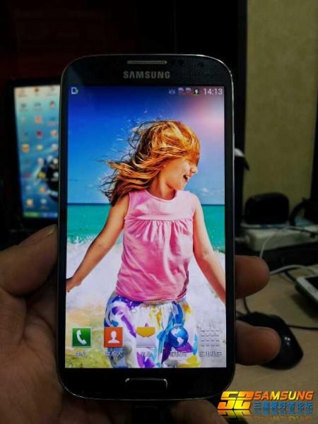 Lộ ảnh thiết kế Galaxy S IV? 6