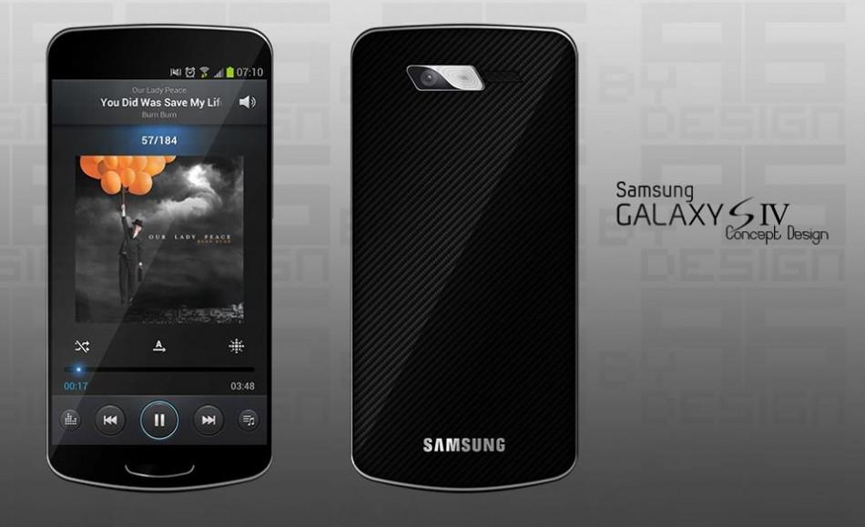Galaxy S4 mini dùng chip lõi tứ, ra mắt mùa hè 1