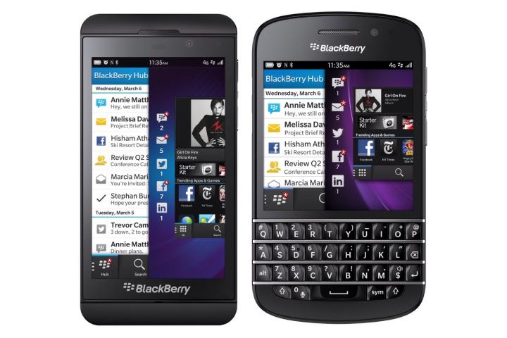 BlackBerry hé lộ loạt smartphone mới sắp ra mắt 1