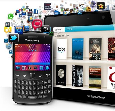 BlackBerry 10 cán mốc 100.000 ứng dụng 1