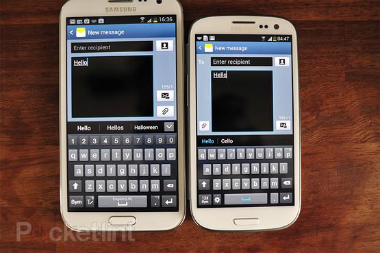 Lộ diện thiết kế mới nam tính của Galaxy Note III 2