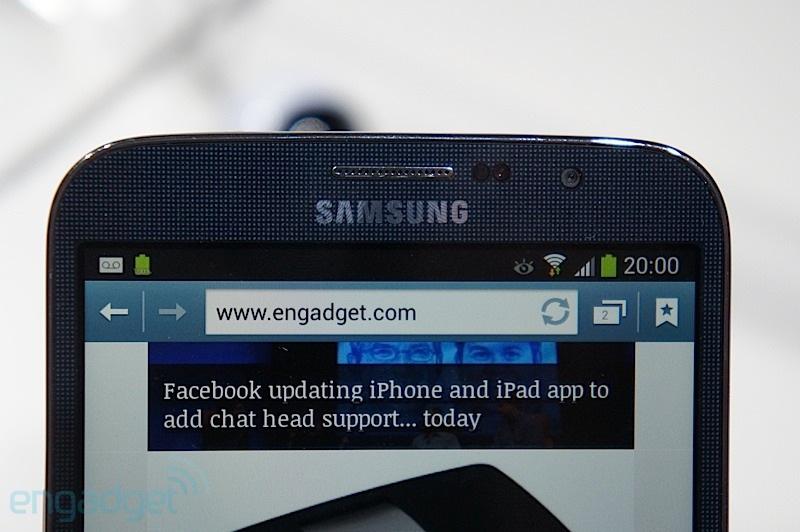 Samsung Galaxy Mega 6.3: To lớn nhưng không khác biệt 6