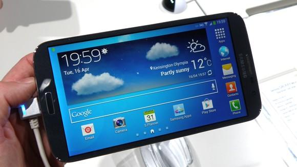 Samsung Galaxy Mega 6.3: To lớn nhưng không khác biệt 3