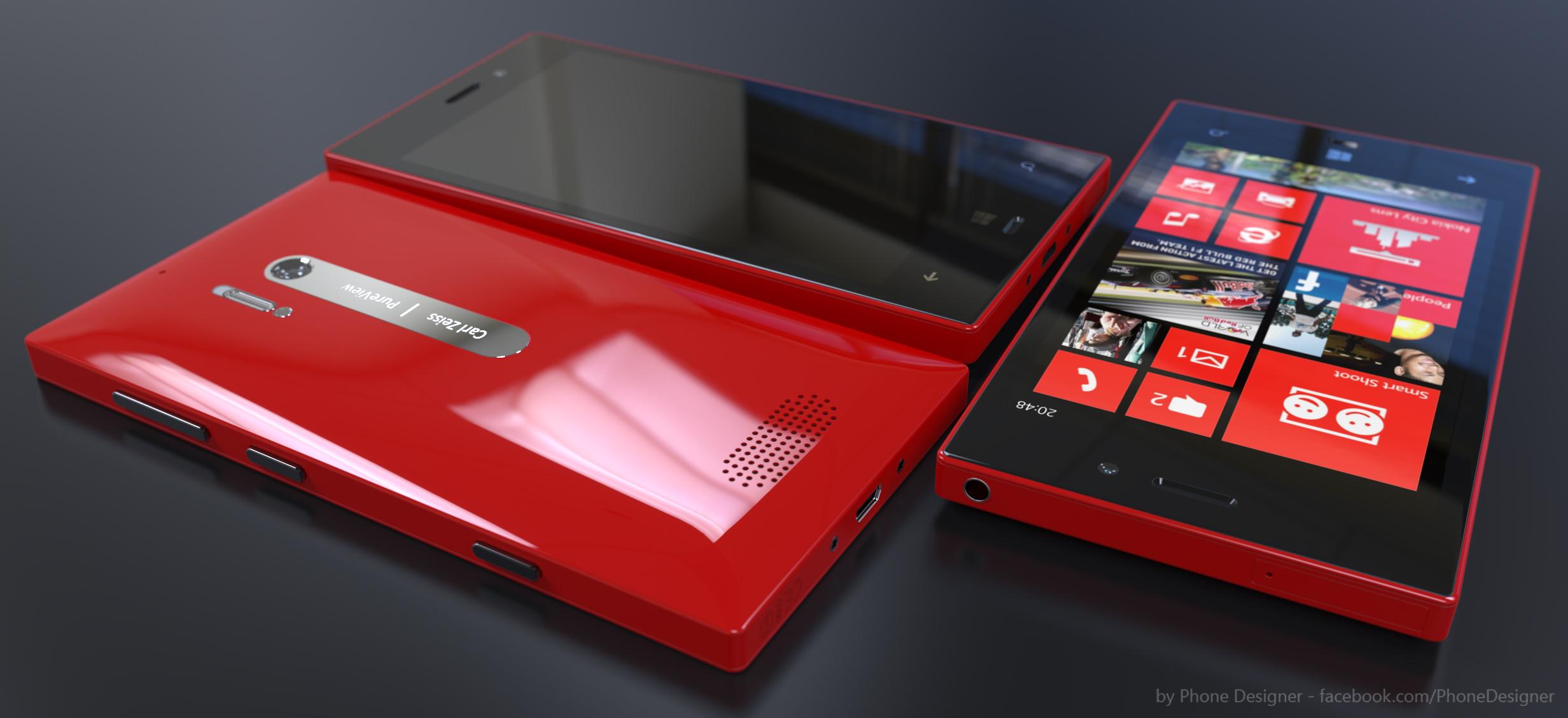 Lumia 928 không đơn giản chỉ là Lumia 920 vỏ nhôm 1