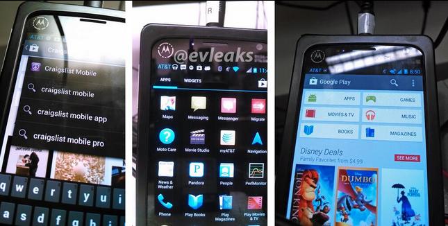 Xuất hiện smartphone bí ẩn của Motorola, có thể là Mototola X? 1