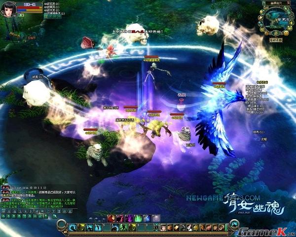 Thiến Nữ U Hồn - MMORPG được dựa trên bộ phim điện ảnh có cùng tên 4