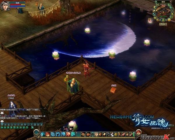 Thiến Nữ U Hồn - MMORPG được dựa trên bộ phim điện ảnh có cùng tên 5