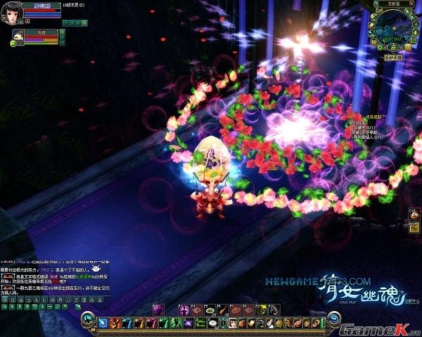 Thiến Nữ U Hồn - MMORPG được dựa trên bộ phim điện ảnh có cùng tên 9