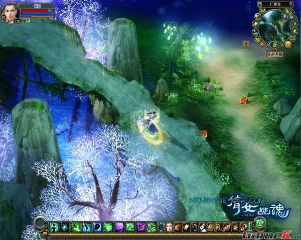 Thiến Nữ U Hồn - MMORPG được dựa trên bộ phim điện ảnh có cùng tên 11