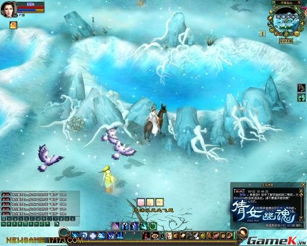 Thiến Nữ U Hồn - MMORPG được dựa trên bộ phim điện ảnh có cùng tên 17
