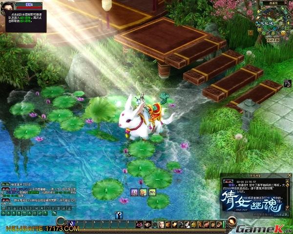 Thiến Nữ U Hồn - MMORPG được dựa trên bộ phim điện ảnh có cùng tên 18