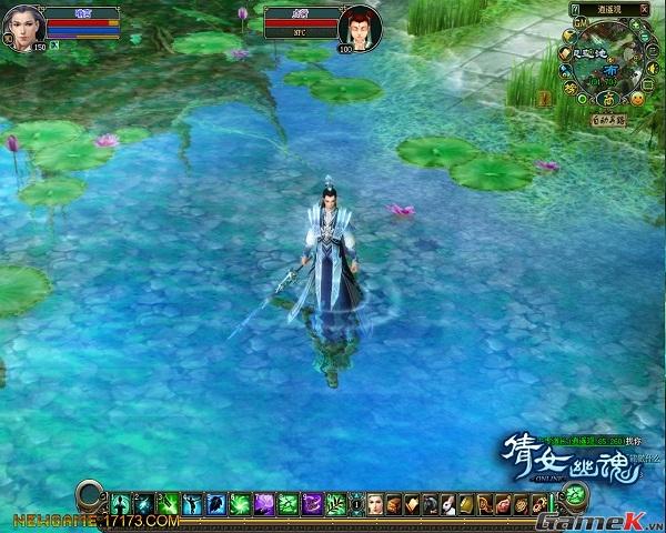 Thiến Nữ U Hồn - MMORPG được dựa trên bộ phim điện ảnh có cùng tên 19